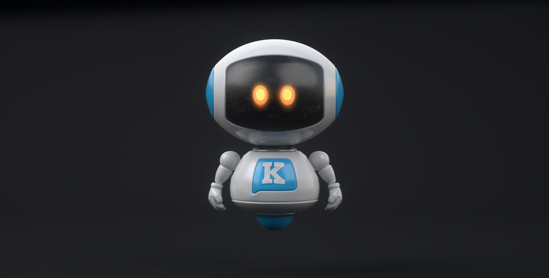 K'ching fullscreen mascotte