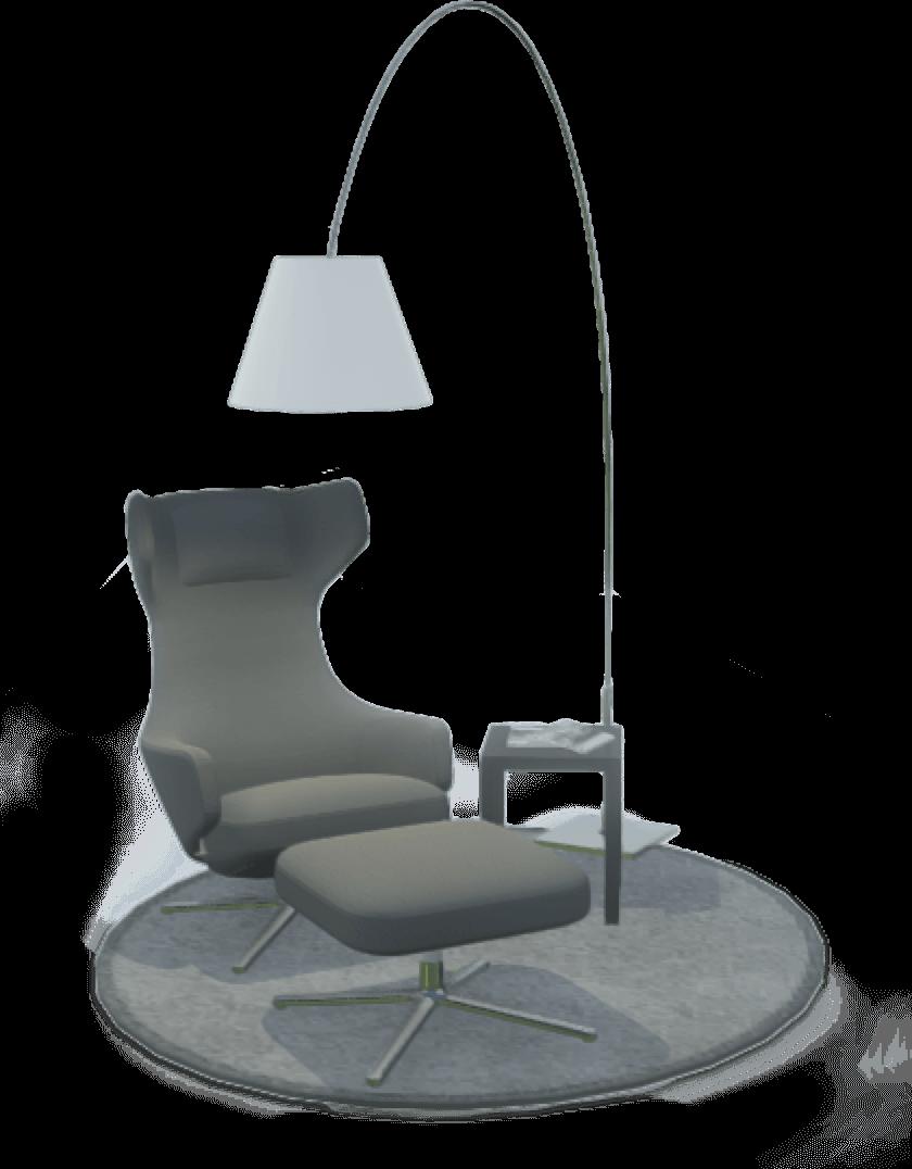Pauwels 3D chair